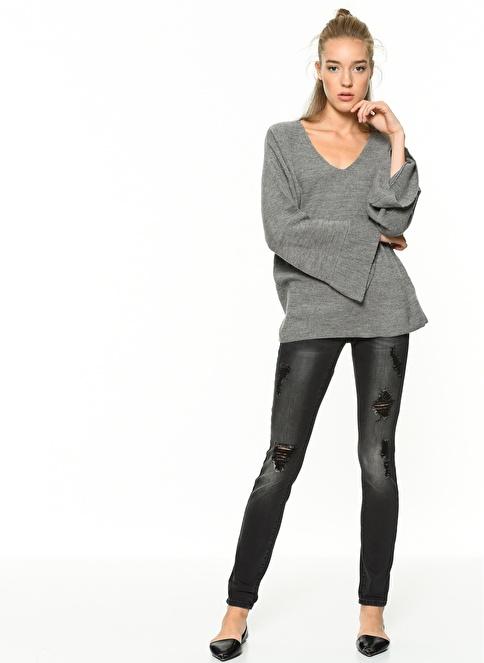 Vero Moda Jean Pantolon | Eve - Skinny Siyah